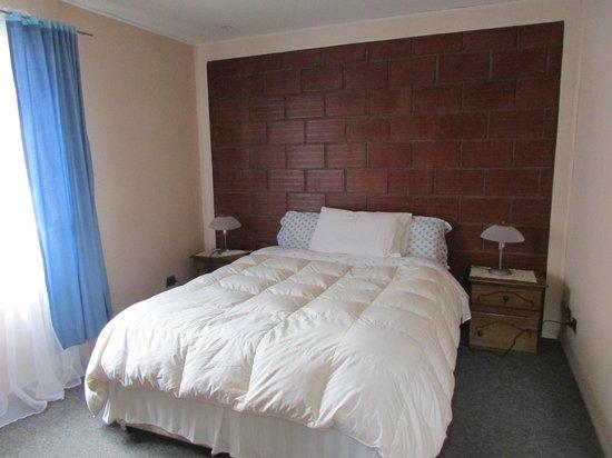 Turismo Queitao Patagonia: habitación matrimonial