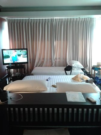 Loog Choob Homestay: Junior Suite Room good for 3