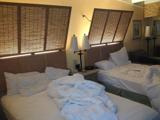 Hampton Inn Key Largo: la chambre