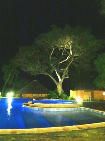 Lilayi Lodge: Pool area