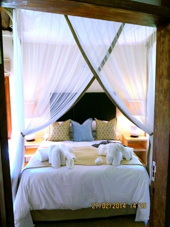 Lilayi Lodge: Bed