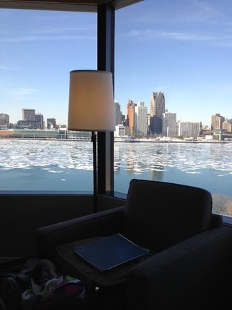BEST WESTERN PLUS Waterfront Hotel: the view from my room
