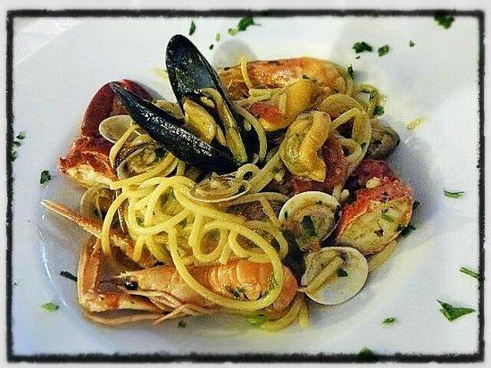 La Terrazza: Spaghetti Fantasia
