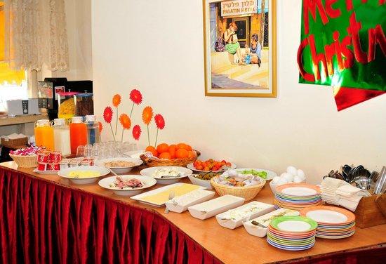 Palatin Hotel: Breakfast Buffet