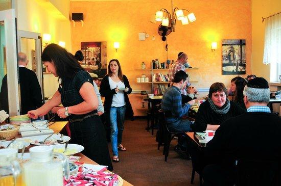 Palatin Hotel: Restaurant