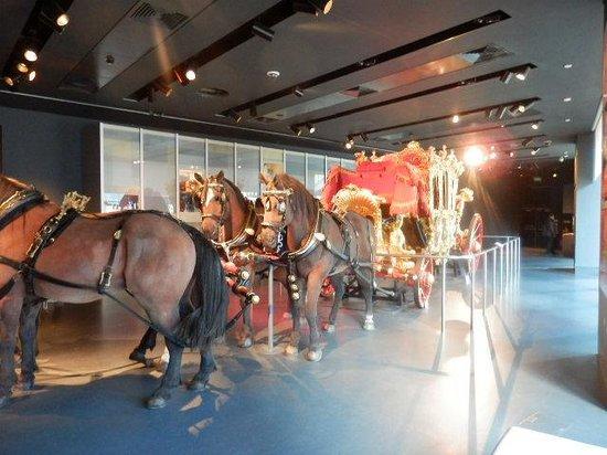 Museum of London : Mayor of Londons Coach