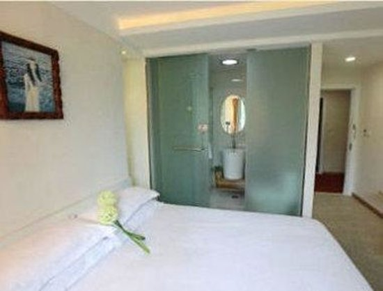 Super 8 Hotel Nanjing Tai Ping Men: One Double Bed Room