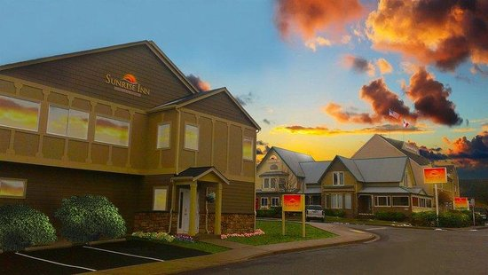 Sunrise Inn Villas And Suites: Exterior view