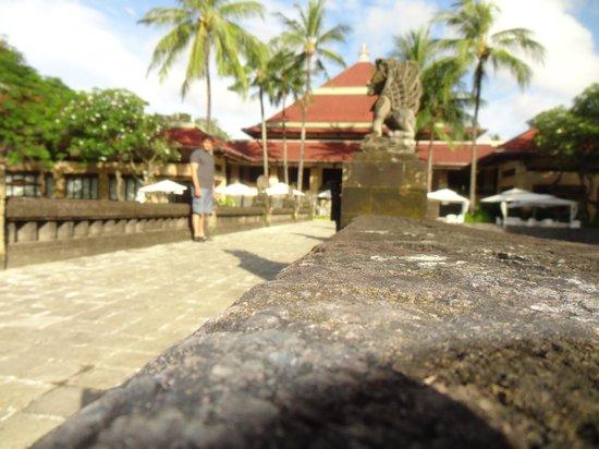 INTERCONTINENTAL Bali Resort: the resort
