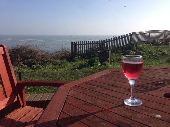 The Crab & Lobster Inn: Perfect day!