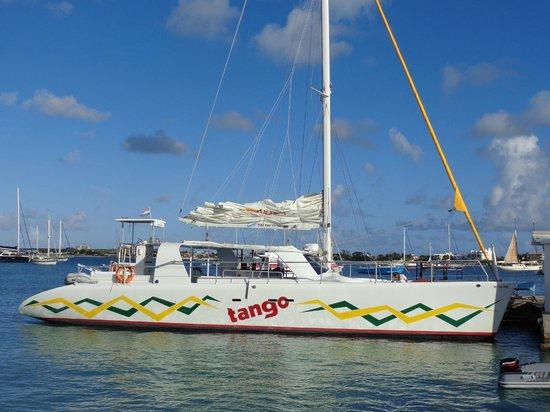 Baie de Simpson, Saint-Martin : The Tango