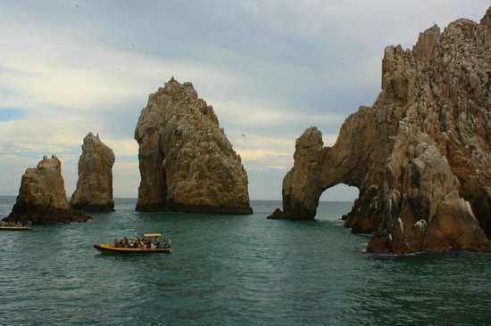 Grand Fiesta Americana Los Cabos All Inclusive Golf & Spa : Cabo Arch