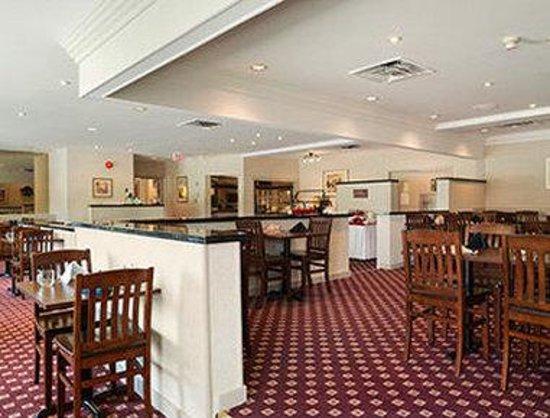 Ramada Trenton: Breakfast Area
