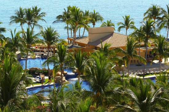 Grand Fiesta Americana Los Cabos All Inclusive Golf & Spa : Peninsula Restaurant