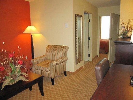 BEST WESTERN PLUS First Coast Inn & Suites : Guest Room