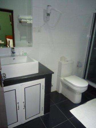 Hotel Travellers Nest : Bathroom