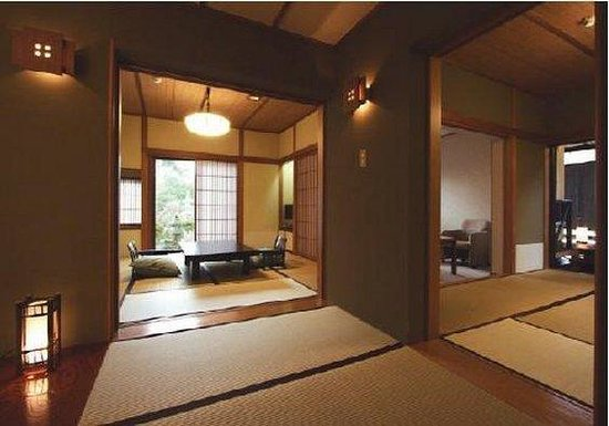 Yoshimatsu: Guest Room