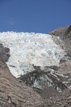 Franz Josef Glacier: The Glacier