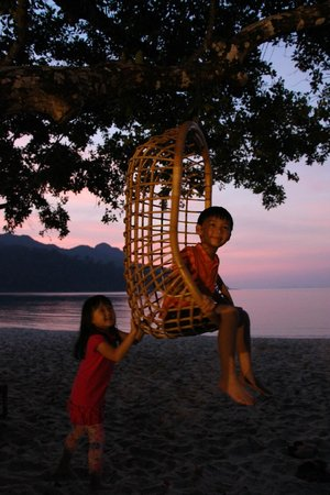 The Andaman, A Luxury Collection Resort: happy time