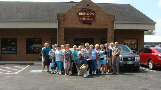 Bishop's Restaurant: Class of 1963 Breakfast Club.