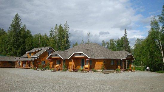 Denali Fireside Cabins & Suites: Denali Fireside Cabin