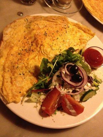 omelette amsterdam