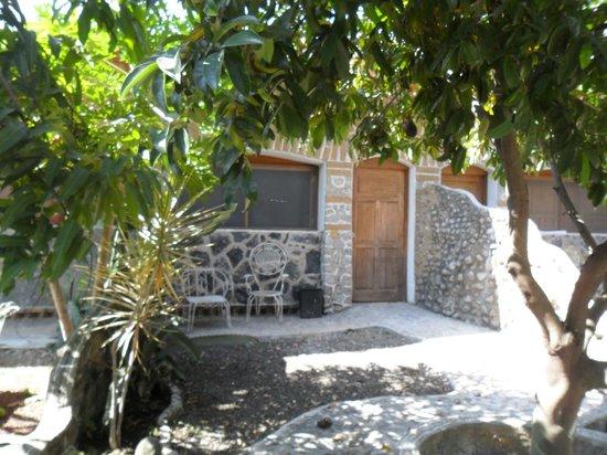 Temazcal Nahui Ollin: habitación