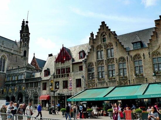 Burgplatz: Bruges - Burg
