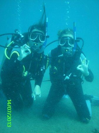 Santa Marta Dive and Adventure: nice experience