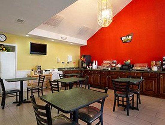 Travelodge Covington : Breakfast Area