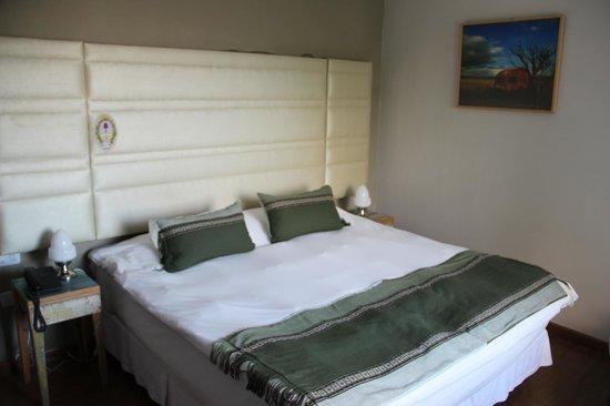 Rendez Vous Hotel Buenos Aires: Le lit de la chambre 42