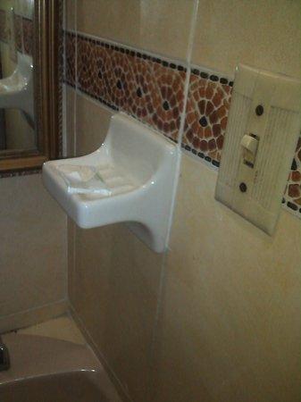Hotel Costa Inn: baño