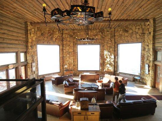 Grand Canyon Lodge - North Rim: Salón