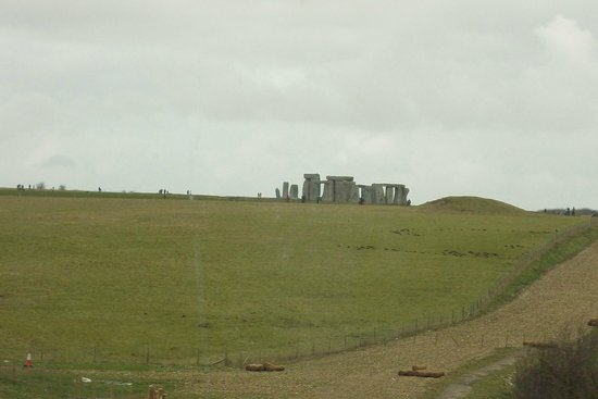 Bay Royal Weymouth Hotel : Stonehenge from the coach