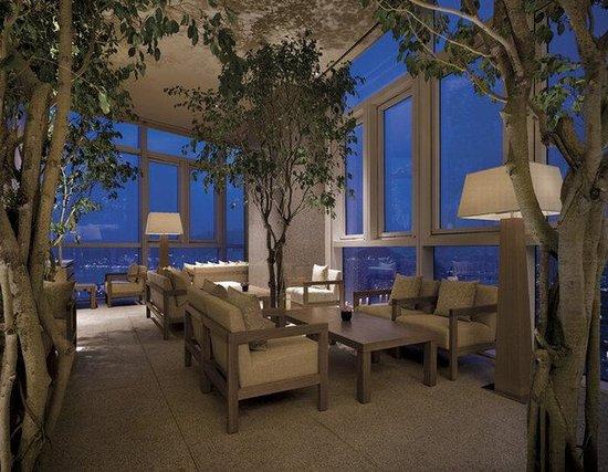 Park Hyatt Busan: Lounge