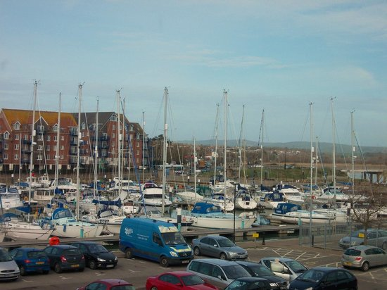 Bay Royal Weymouth Hotel : Weymouth Marina