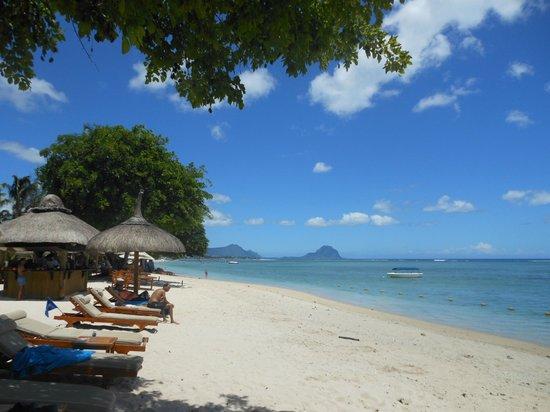 Hilton Mauritius Resort & Spa: Hilton Hotel Beach