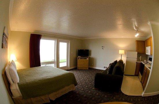 D Sands Condominium Motel: Guest Room