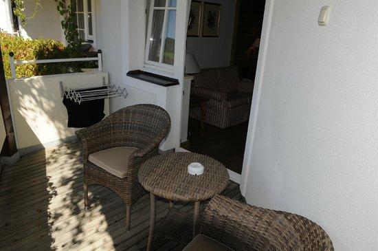 Posthotel Achenkirch: Balkon