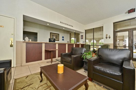 Americas Best Value Inn Oxford: Lobby