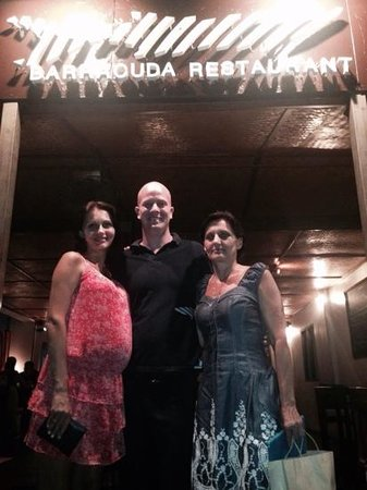 Barracuda Restaurant : thank you, Ferdi for good evening