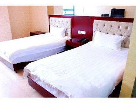 Super 8 Hotel Wuhu Xin Shi Kou: 2 Twin Bed Room