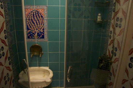 Sultan Corner Hotel : Bathroom(room 4)