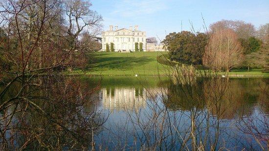 Kingston Maurward Park and Gardens: Lake view