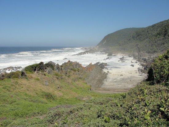 Knysna, Afrika Selatan: Waterfall Trail