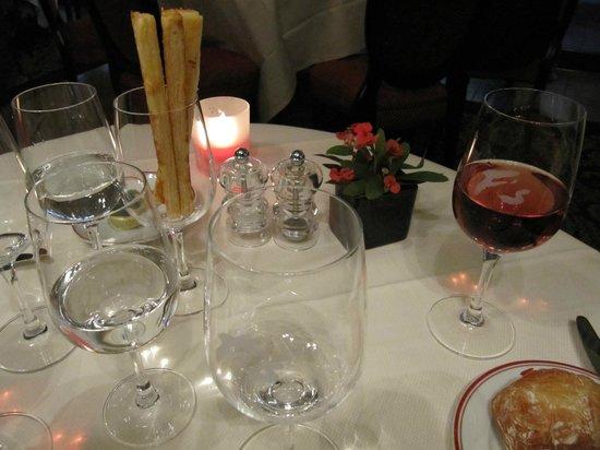 Le Fouquet's: ресторан