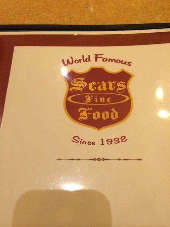 Sears Fine Foods