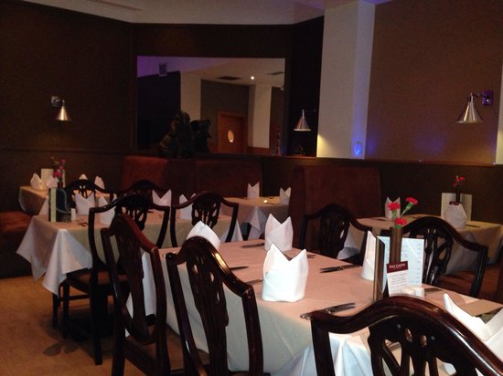 Spice Garden: Dinning area