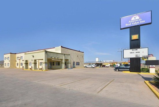 Americas Best Value Inn Tucumcari: Exterior