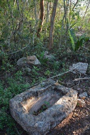Mirador de Muna: Remnants of the old Mayan culture